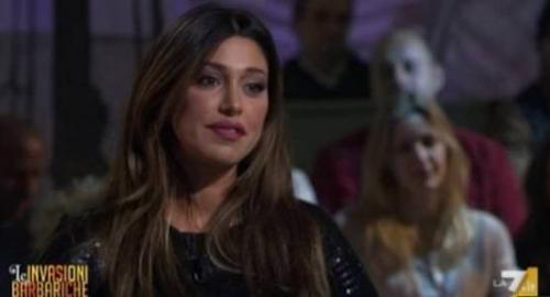 """Belen Rodriguez: """"Fabrizio ha toccato persone che non doveva toccare!"""""""